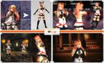 DOA5 mod - Dark Angel Olivia - Marie Rose