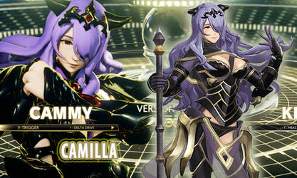 [SFV MOD Preview] Cammy as Camilla from FEW by TiggieWhite