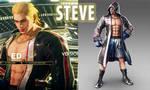 [SFV MOD Preview] Ed as Steve Fox - Tekken7
