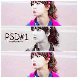 PSD#1 Coloring by Yuu