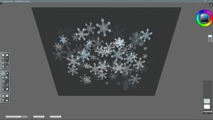 PNG Brush: Snowflake