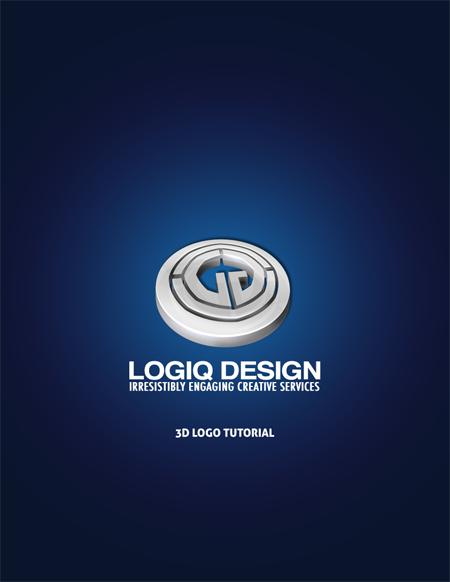 3d Logo Tutorial by logiqdesign on DeviantArt