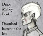Draco Malfoy Illustrated Book by raitala