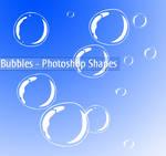Bubbles Shapes