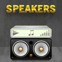 iTunes Speakers Icons