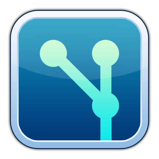SourceTree Git flurry icon (redone)