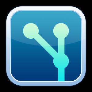 SourceTree Git flurry icon (redone)