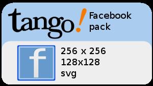 Facebook tango icon by Enrix835