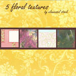 Floral Texture Pack 01