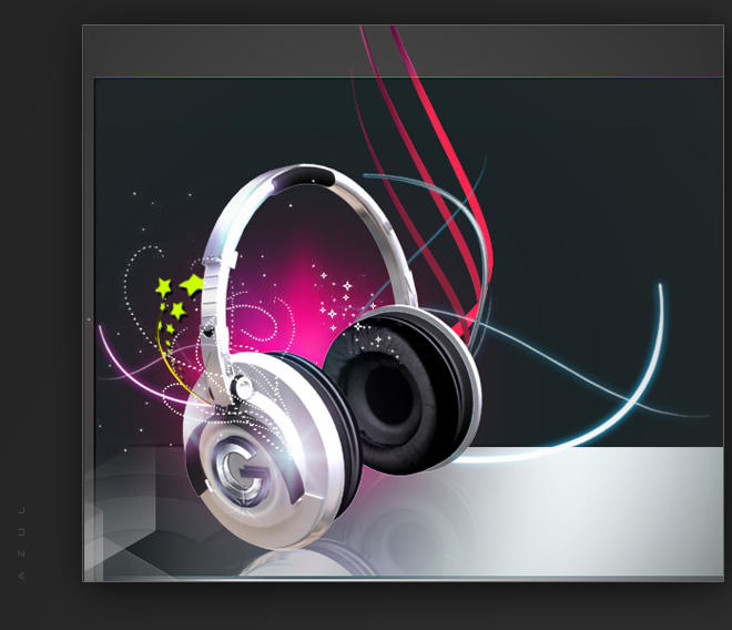 Azul The Color of my music mp3 by azularts