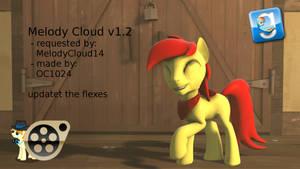 [SFM] [Gmod] Melody Cloud v1.2.1