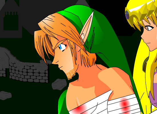 Zelda Seven Dark Sorcerers Episode 2 part 1