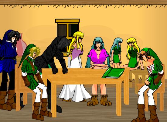 Zelda Seven Dark Sorcerers Episode 2 part 2