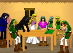 Zelda Seven Dark Sorcerers Episode 2 part 2 by SevenDarkSorcerers