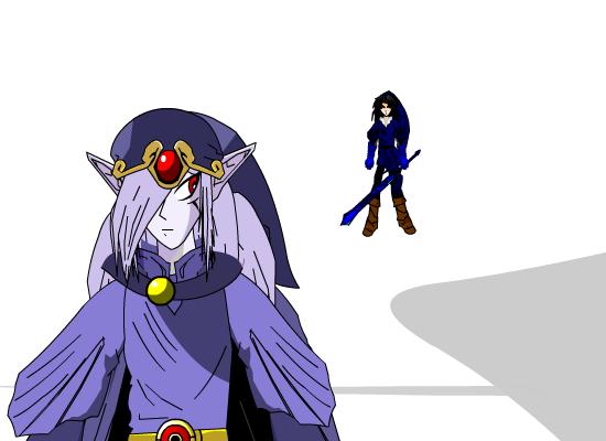 Zelda Seven Dark Sorcerers Episode 5 part 1