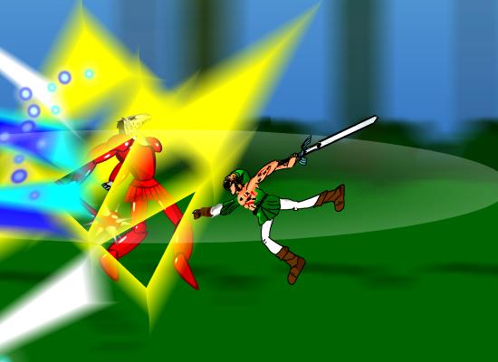 Zelda Seven Dark Sorcerers Episode 5 part 2
