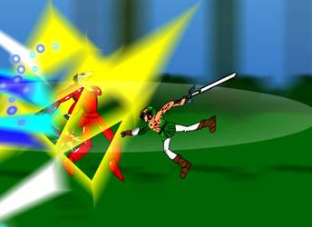 Zelda Seven Dark Sorcerers Episode 5 part 2 by SevenDarkSorcerers
