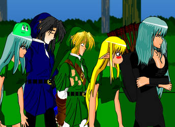 Zelda Seven Dark Sorcerers Episode 6 part 2 by SevenDarkSorcerers