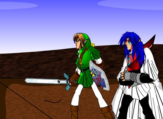 Zelda Seven Dark Sorcerers Episode 9