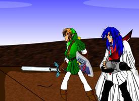 Zelda Seven Dark Sorcerers Episode 9 by SevenDarkSorcerers