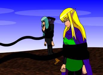 Zelda Seven Dark Sorcerers Episode 10 part 2