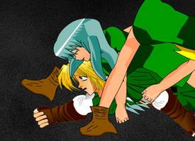 Zelda Seven Dark Sorcerers Episode 12 part 1 by SevenDarkSorcerers