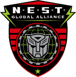 N.E.S.T. Badge by Metallikato