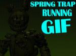 Spring trap running gif