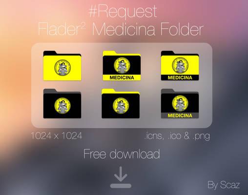 Flader Medicina Folder #Request