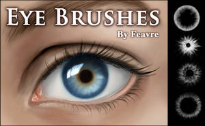 Eye Iris Brushes