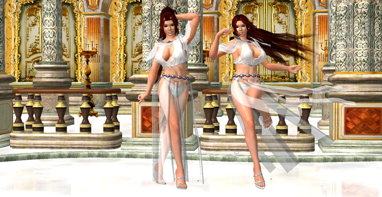 Mai Goddess Dress by Kripas4