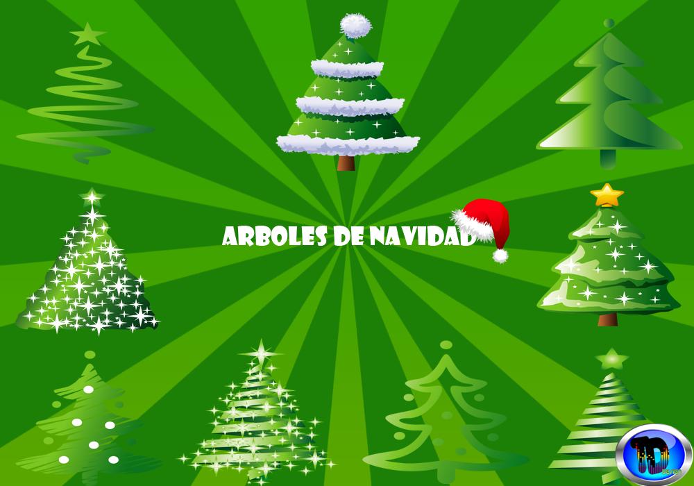 Arboles de navidad png by tutozdonmi on deviantart - Arboles adornados de navidad ...
