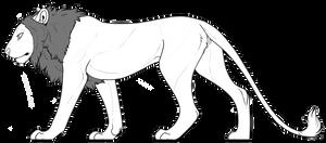[Base] Lion - F2U by Viisrah