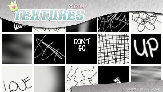25 Euphoria icon textures by iwantyourmustache