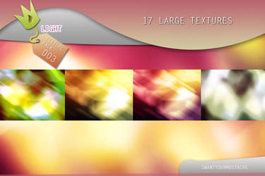 17 large Light textures by iwantyourmustache