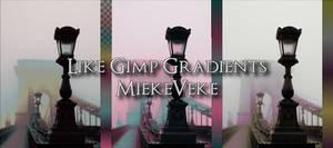Like Gimp Gradienst