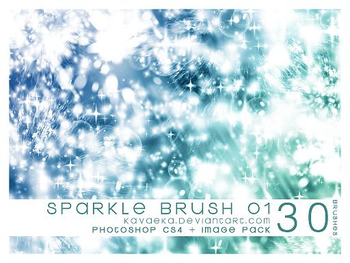 Sparkle Brushes 1