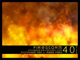 Firestorm by Kavaeka