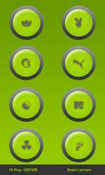Green Pick - Famous logo