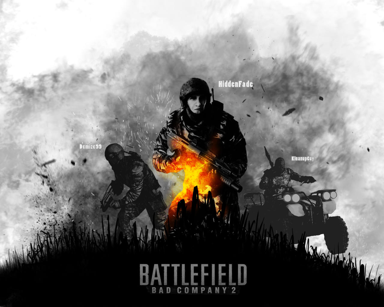 Bad company 2 wallpapers 72 wallpapers wallpapers for for Wallpaper companies