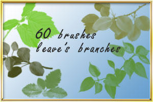 Leaves branches by AnastasieLys