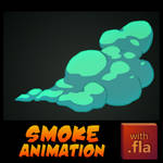 Smoke animation FX