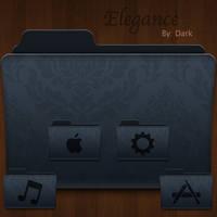 Elegance Folder Set by Akarui-Japan