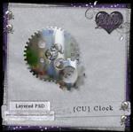 Clock PSD