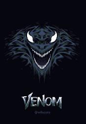 Venom by Wilacoro