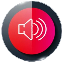 Red Audio Icon By God Thesupreme On Deviantart