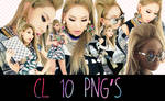 CL 10  PNG's By:Milevip