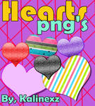 Hearts png's