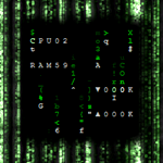 The Matrix - PC Meter by ButzYung