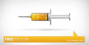 Syringe Free PSD